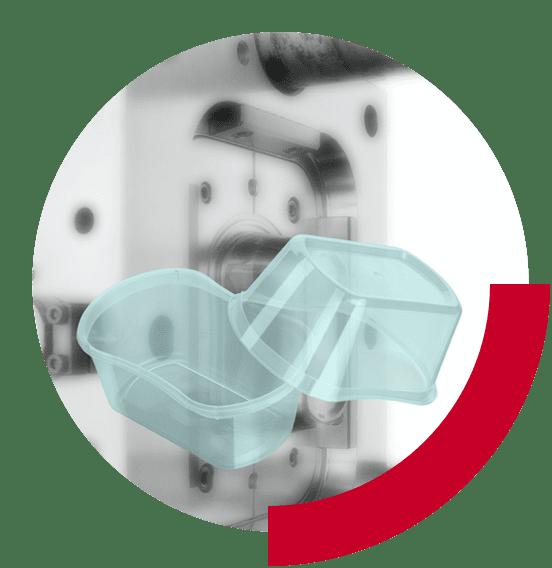 Spritzgussformen für Dünnwandgießen