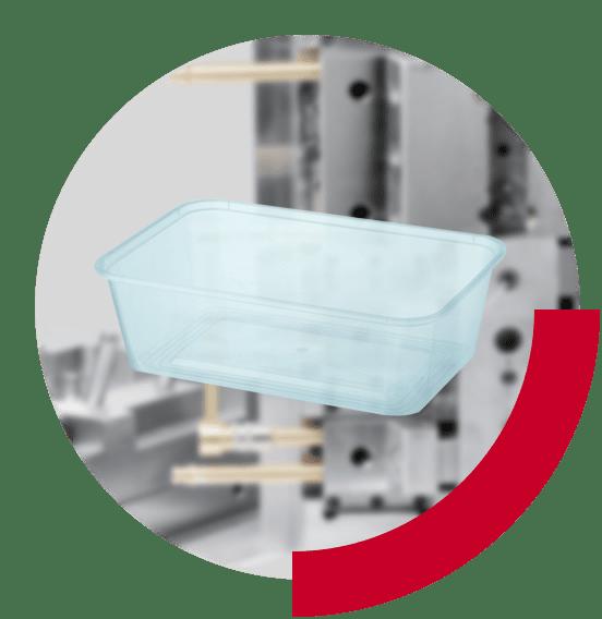 Пресс-формы для тонкостенного литья