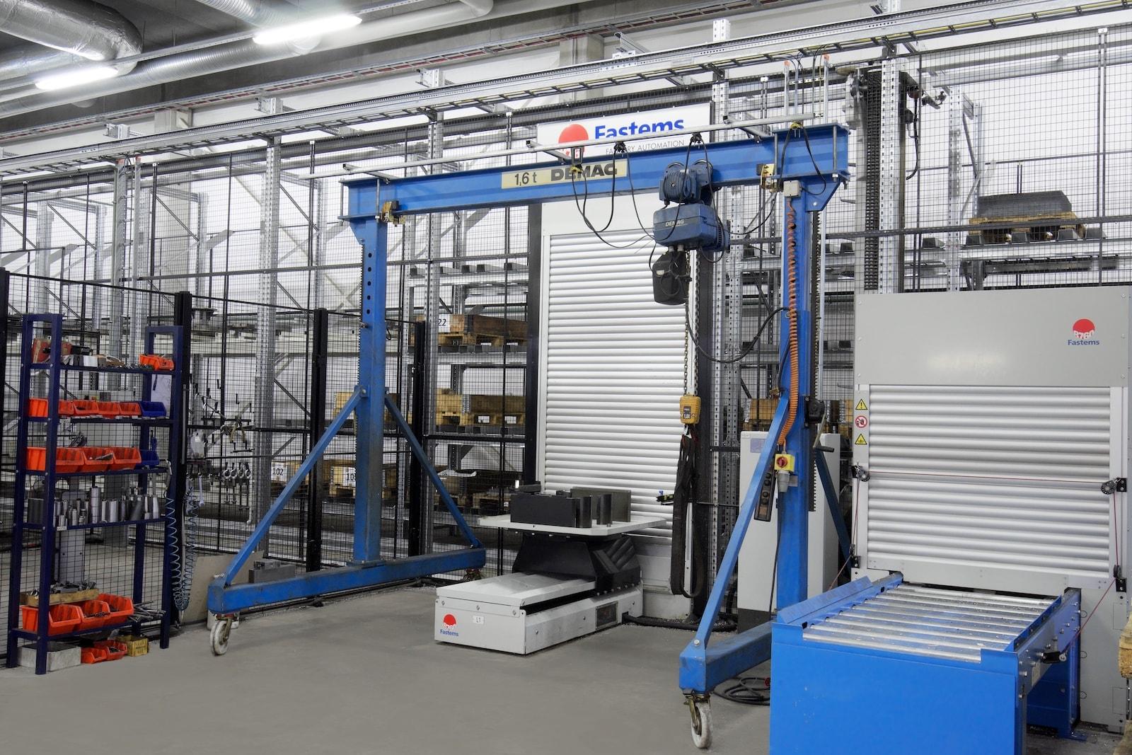 Новый парк оборудования Sumar Tools